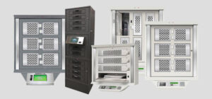 Electronic Locker Management Systems and Cabinets