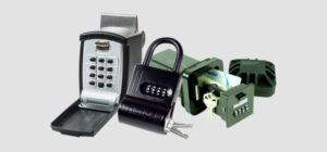 Key Lock Boxes And Key Safes